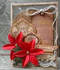 Christmas Card - Ornaments...