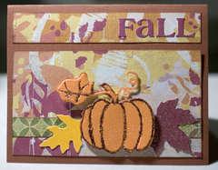 Fall Card (SBB Challenge)
