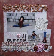 Lil' Gymnast
