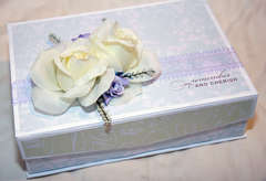 Wedding Gift Card Box #2