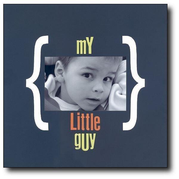 MY little GUY for SEVERINE
