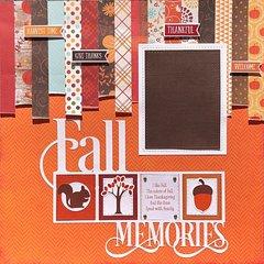 Fall memories- 2018