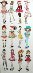 12 dolls