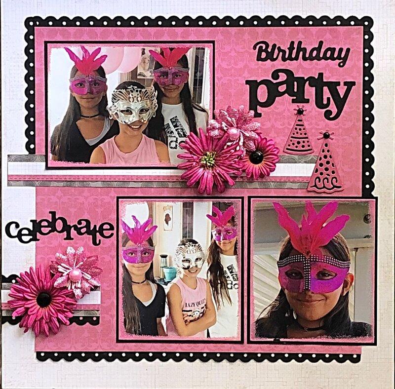 Birthday party- Jae's 2018