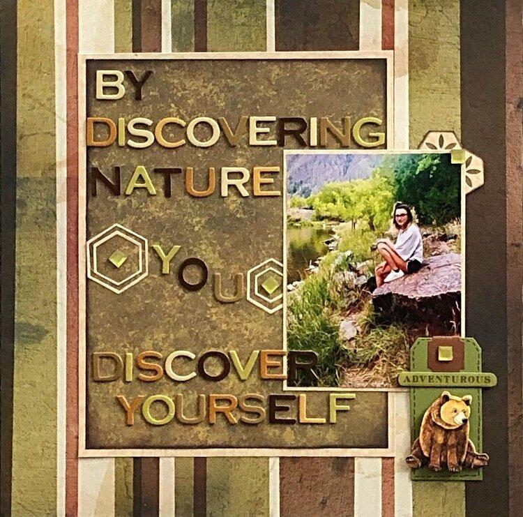 Discovering nature - Jae