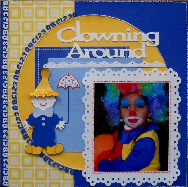 Clowing Around