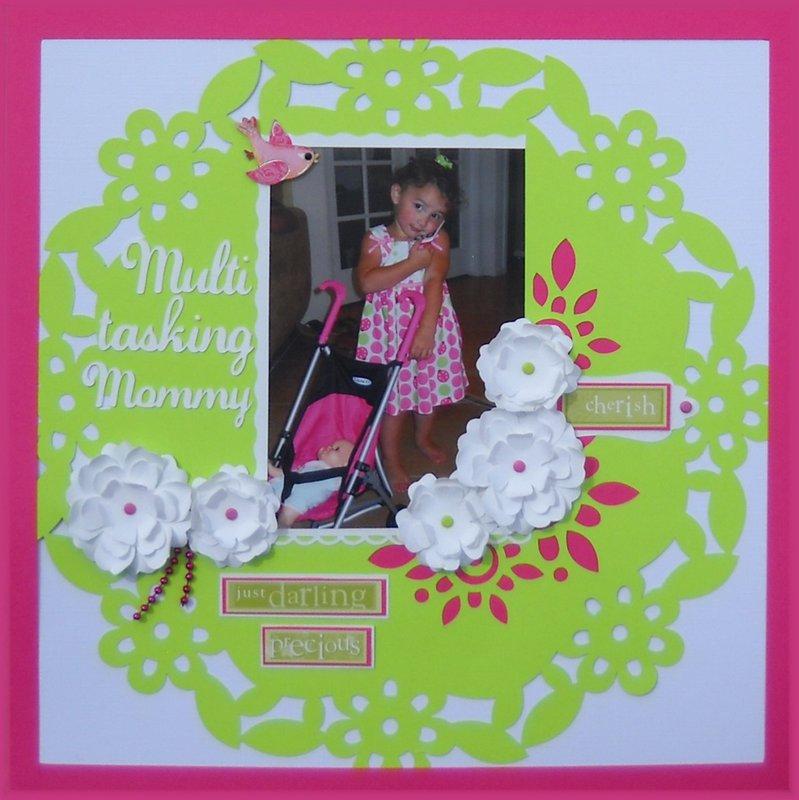 Multi-tasking Mommy