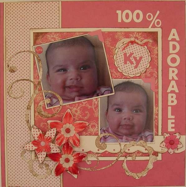 100% Adorable