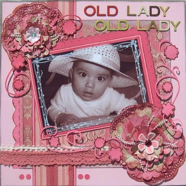Old Lady - Old Lady