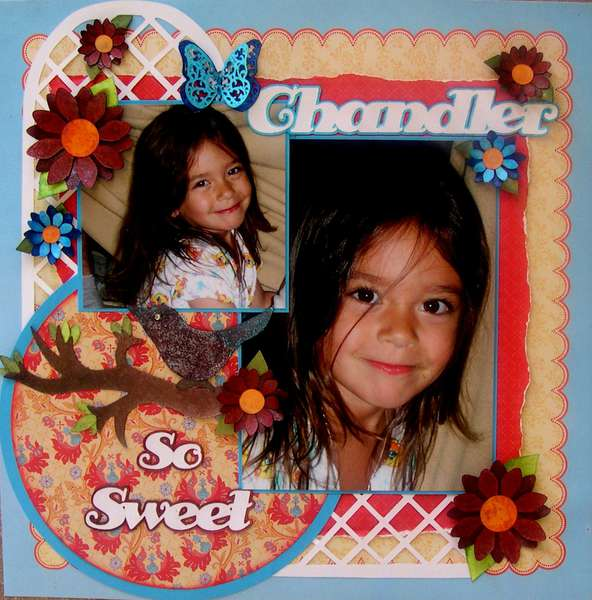 Chandler- So Sweet