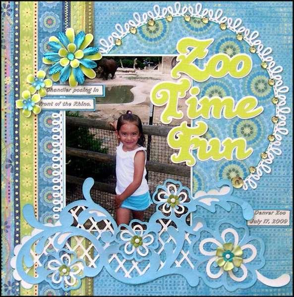 Zoo Time Fun