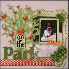 @ the park