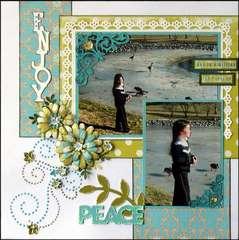 Enjoy peace