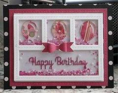 Birthday card for Chandler