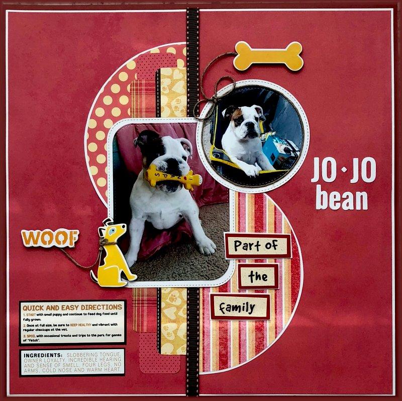 Jo-Jo bean