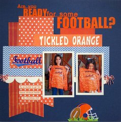 Tickled Orange