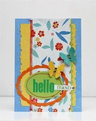 Hello Designed By: Janna Wilson