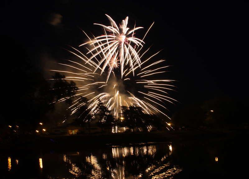 POD #8 Fireworks