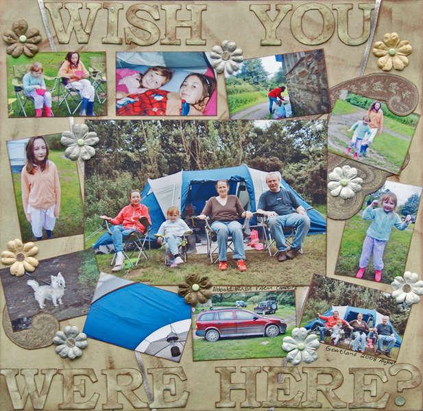 Wish you were here?