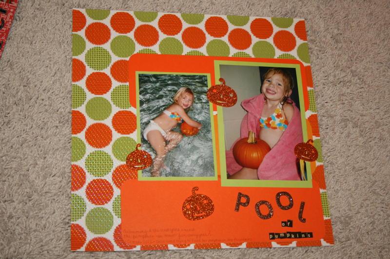 Pool of Pumpkins