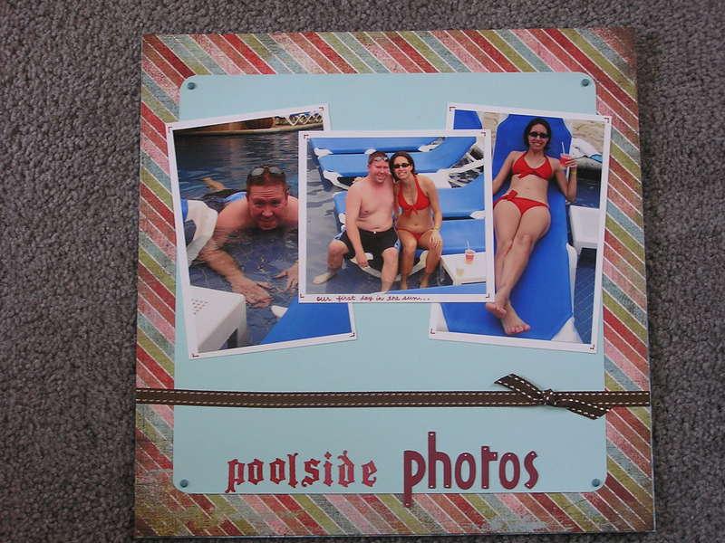 Poolside Photos