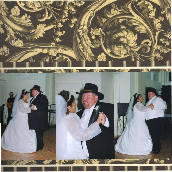 Elegant Wedding Book