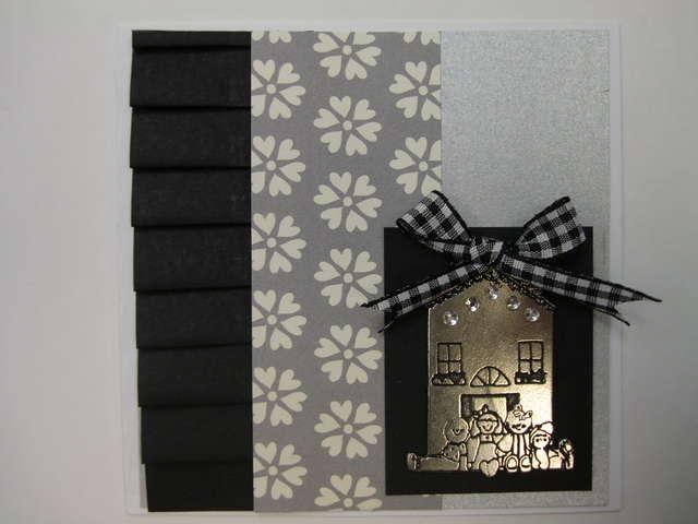 House Charm Card