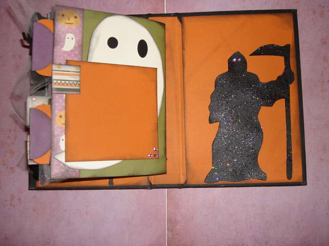 Halloween Mini Book (8)