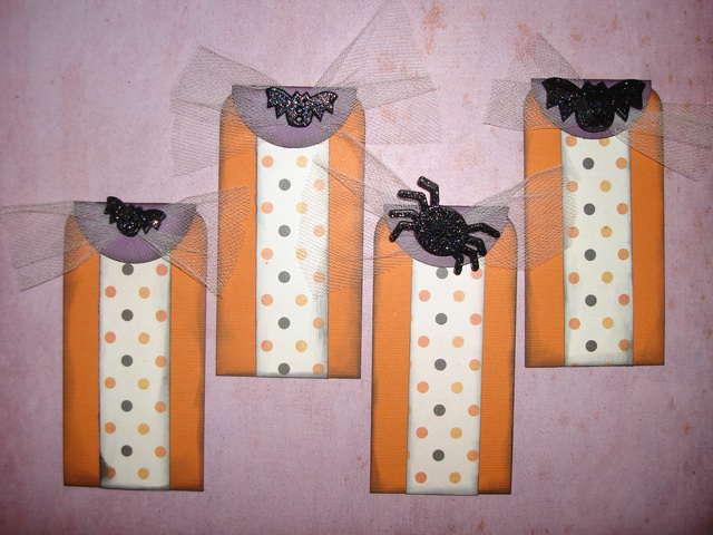 Halloween Mini Book (Tags)