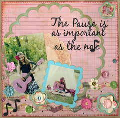 The Pause is as important as the note