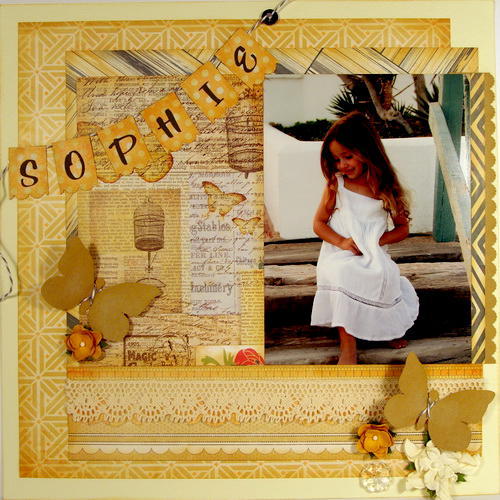 Sophie Layout