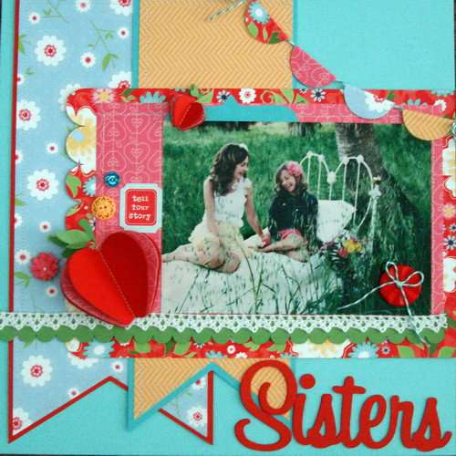 Sisters Layout