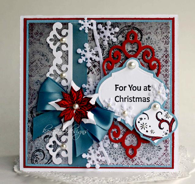 For You At Christmas *Heartfelt Creations*
