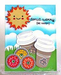 Donut Worry...Be Happy