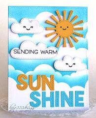 Sending Warm Sunshine