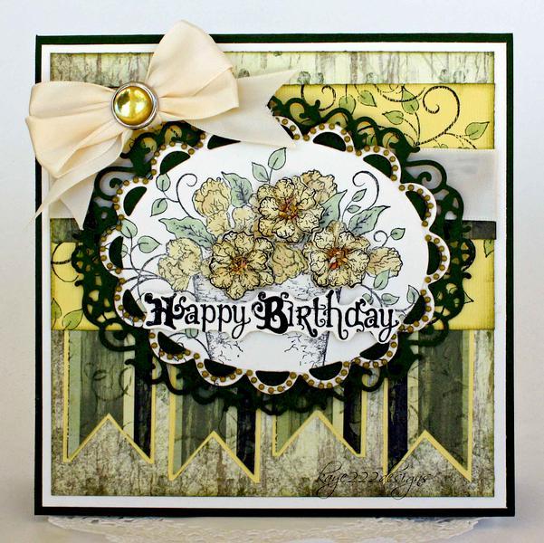Happy Birthday * Heartfelt Creations*
