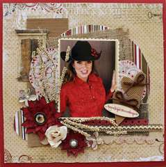 American Sweetheart *Scrap That! August Kit*