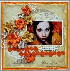 Autumn Beauty * Heartfelt Creations*