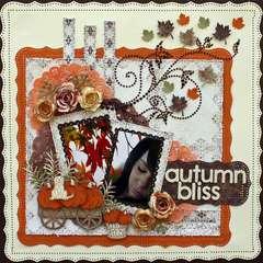 Autumn Bliss *Heartfelt Creations*