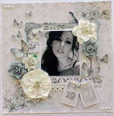BLISS *SCRAP THAT! EXCLUSIVE PION DESIGN BIRDSONG KIT*