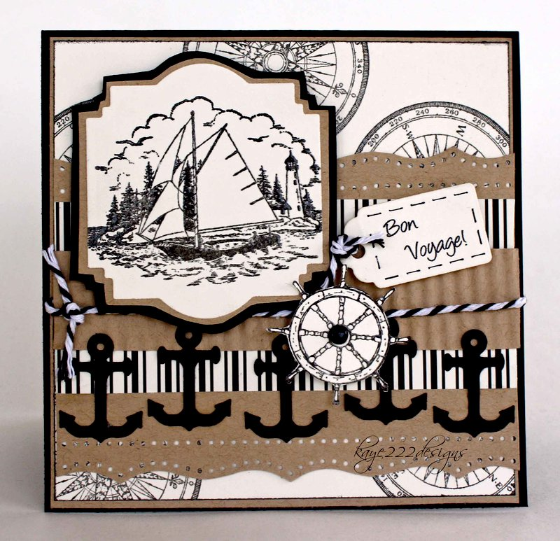 Bon Voyage *Heartfelt Creations*