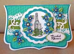 """Bridal Shower"" Card"