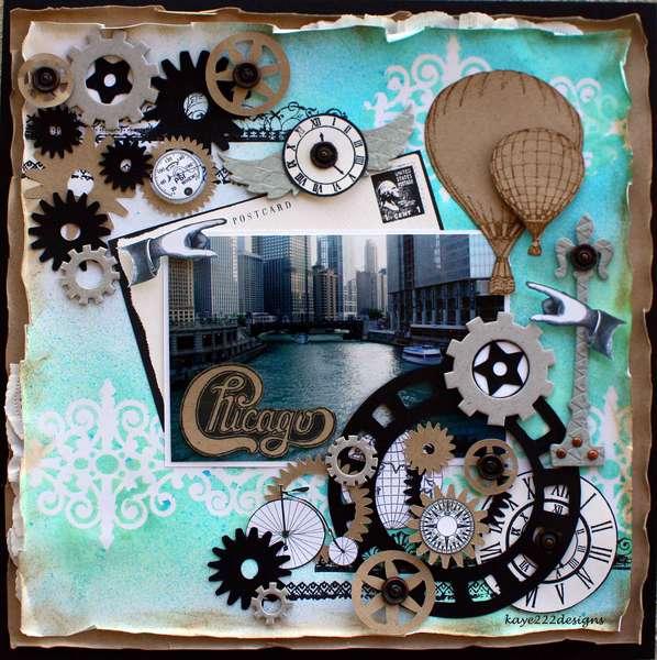 Chicago Steampunk