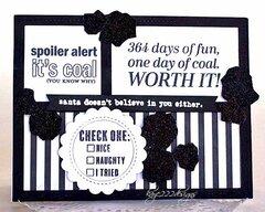 Spoiler Alert....It's Coal