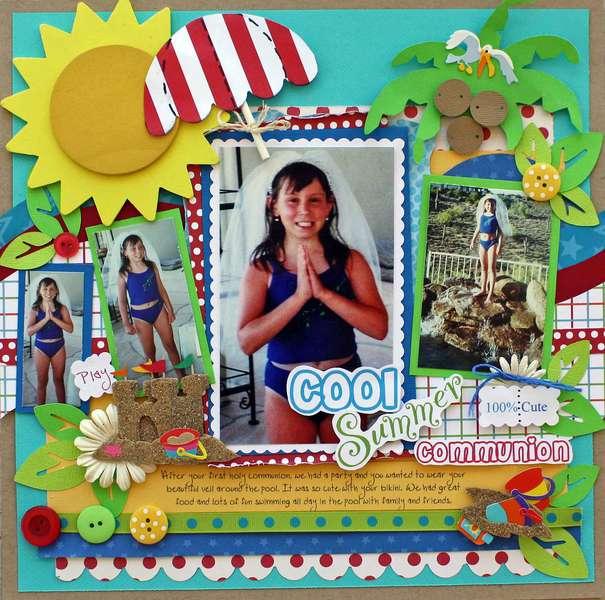 Cool Summer Communion