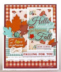 Hello Beautiful, Gorgeous Fall