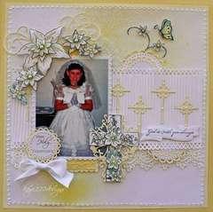 First Holy Communion *Heartfelt Creations*