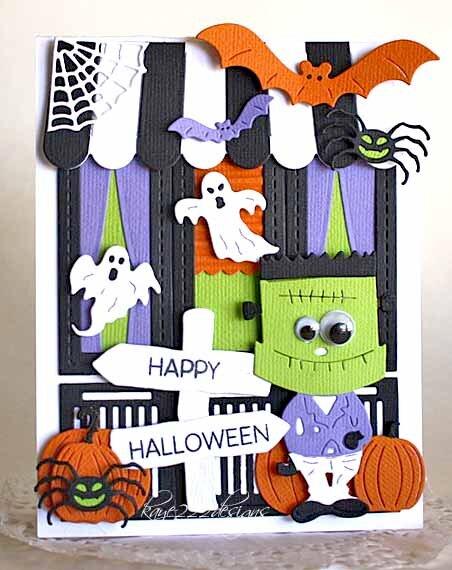 Happy World Card Making Day! Frankie's Shop