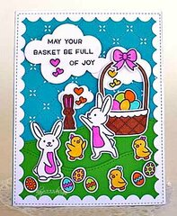May Your Basket Be Full Of Joy