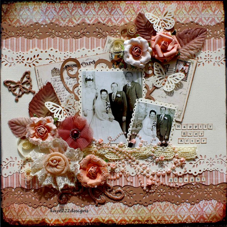 HAPPILY EVER AFTER *SCRAP THAT! MARCH KIT*